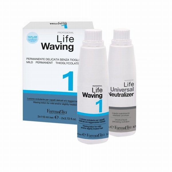 LIFE WAVING KIT NR.1