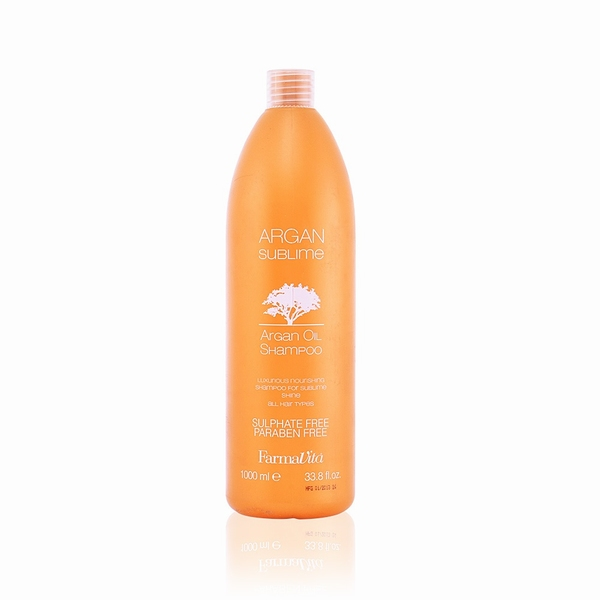 FARMAVITA ARGAN OIL SUBLIME SHAMPOO  1000ML