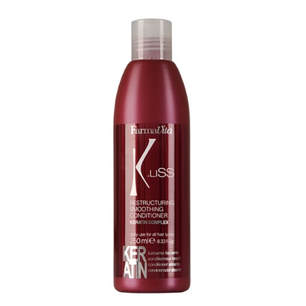 FARMAVITA K.LISS KERATIN CONDITIONER  250ML