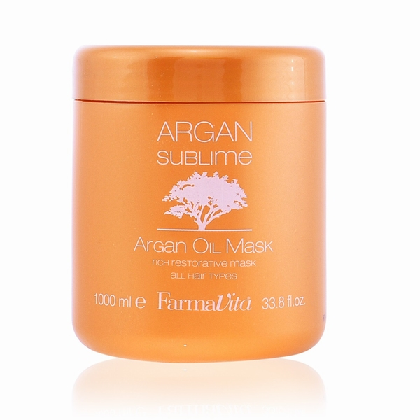 FARMAVITA ARGAN OIL SUBLIME MASKER