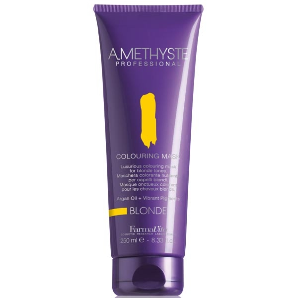 AMETHYSTE COLOURING MASK BLOND