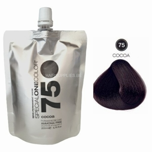 SPECIAL ONE COLOR 75 COCOA  200ML
