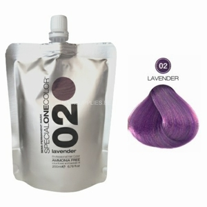 SPECIAL ONE COLOR 02 LAVENDER  200ML