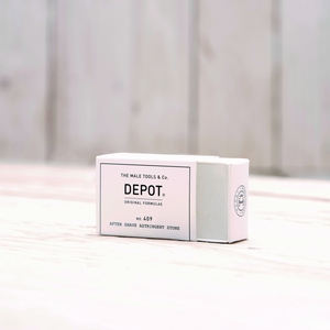 DEPOT No.409 AFTER SHAVE ASTRINGENT STONE