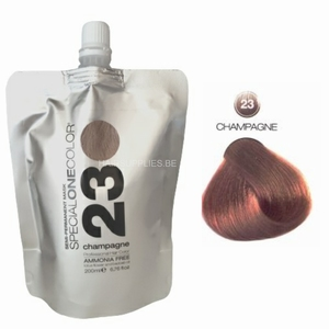 SPECIAL ONE COLOR 23 CHAMPAGNE