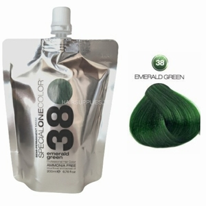 SPECIAL ONE COLOR 38 EMERALD GREEN  200ML