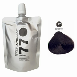 SPECIAL ONE COLOR 77 COFFEE  200ML