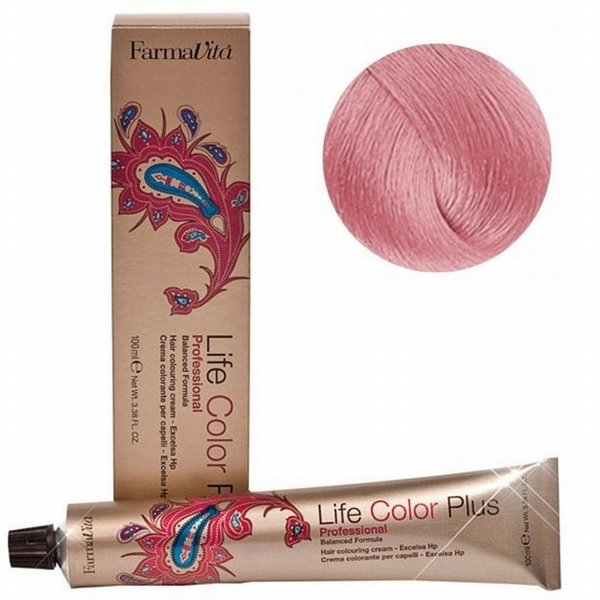 LIFE COLOR PLUS MINERALS PINK  100ML