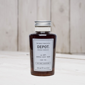 DEPOT No.601 GENTLE BODY WASH DARK TEA  250ML