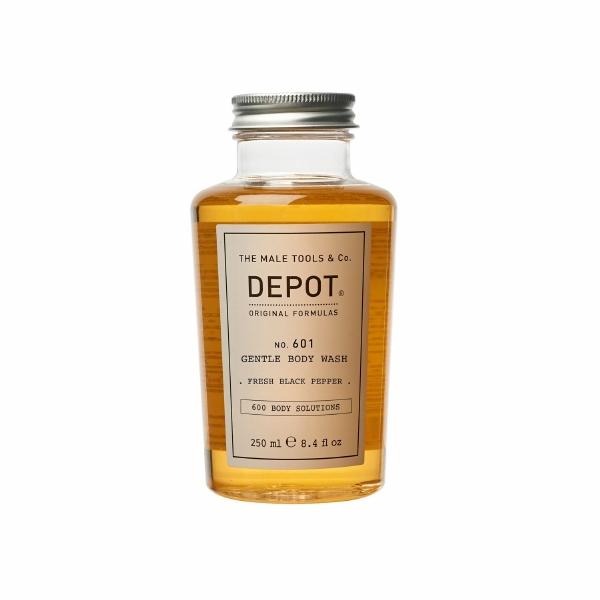 DEPOT No.601 GENTLE BODY WASH FRESH BLACK PEPPER