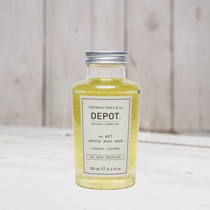 DEPOT No.601 GENTLE BODY WASH CLASSIC COLOGNE  250ML
