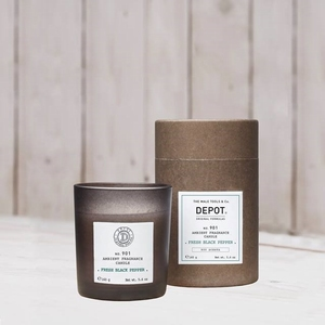 DEPOT No.901 CANDLE FRESH BLACK PEPPER  160GR