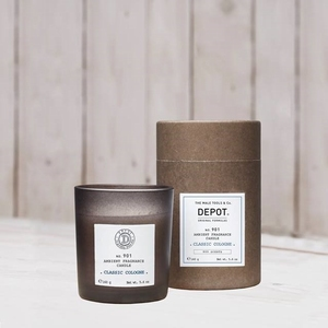 DEPOT No.901 CANDLE CLASSIC COLOGNE
