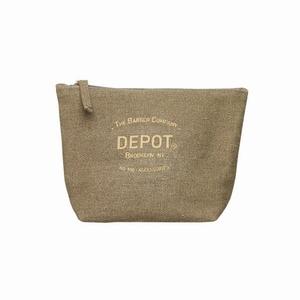 DEPOT CANVAS TOILET/TRAVEL BAG
