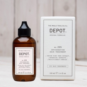 DEPOT No.205 INVIGORATING TREATMENT