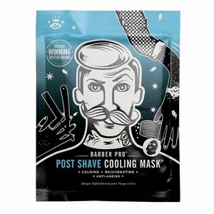 BARBER PRO POST SHAVE COOLING MASK  30GR