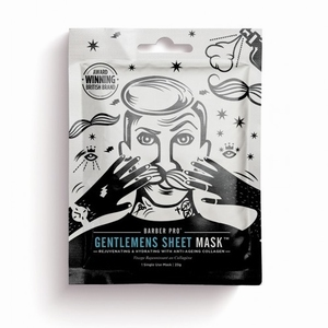 BARBER PRO GENTLEMENS SHEET MASK  23GR