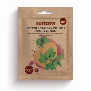 NATURA POTATO & PARSLEY UNDER EYE VEGAN MASK
