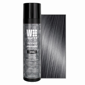 TRESSA WATERCOLORS INTENSE SHAMPOO STEEL