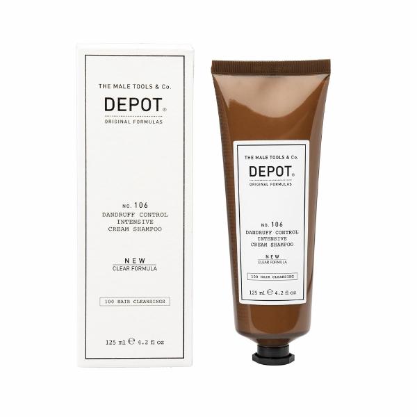 DEPOT No.106 DANDRUFF CONTROL INTENSIVE CREAM SHAMPOO