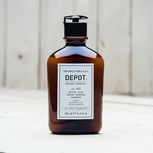 DEPOT No.107 CLAY SEBUM CONTROL INTENSIVE SHAMPOO