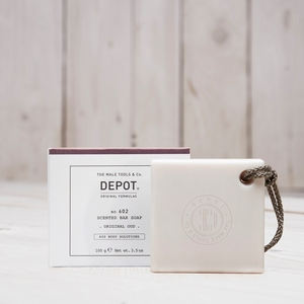 DEPOT No.602 SCENTED BAR SOAP ORIGINAL OUD