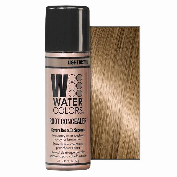 TRESSA WATERCOLORS ROOT CONCEALER LIGHT BROWN