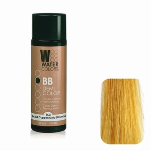 WATERCOLORS BB DEMI COLOR 8C/G