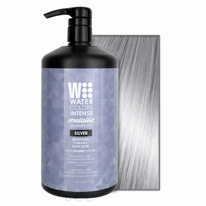 TRESSA WATERCOLORS INTENSE METALLIC SHAMPOO SILVER