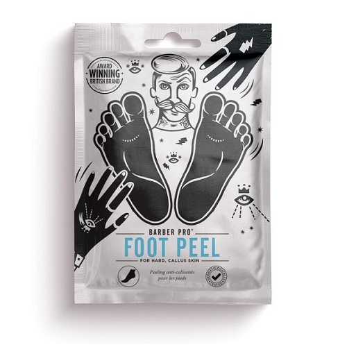 BARBER PRO FOOT PEEL TREATMENT