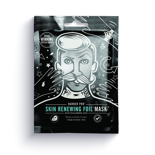 BARBER PRO SKIN RENEWING FOIL MASK