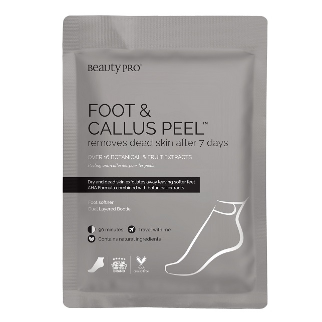 BEAUTYPRO FOOT & CALLUS PEEL