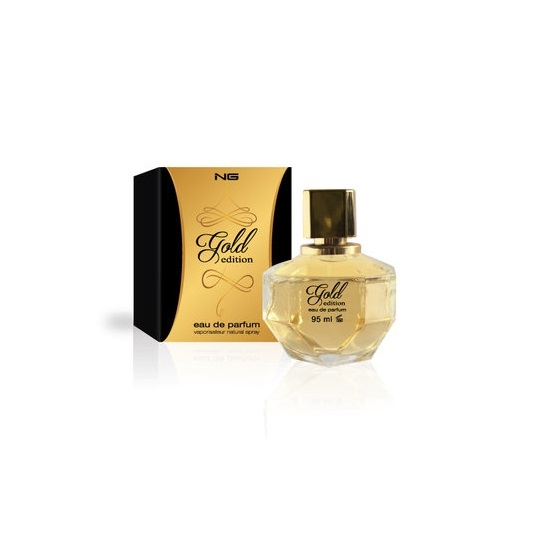DAMES PARFUM GOLD EDITION