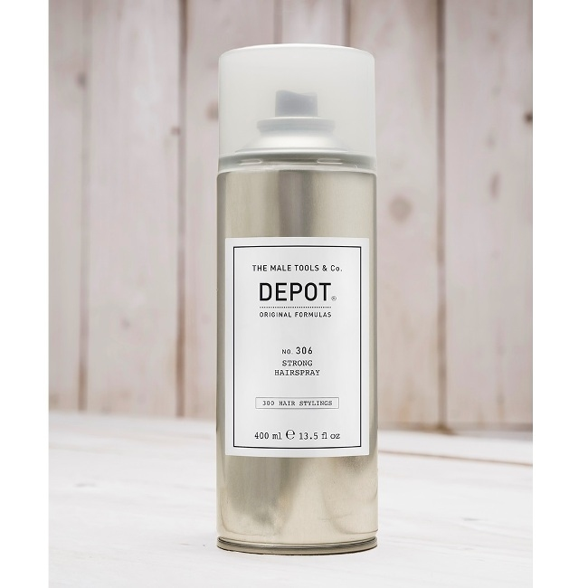 DEPOT No.306 STRONG HAIRSPRAY