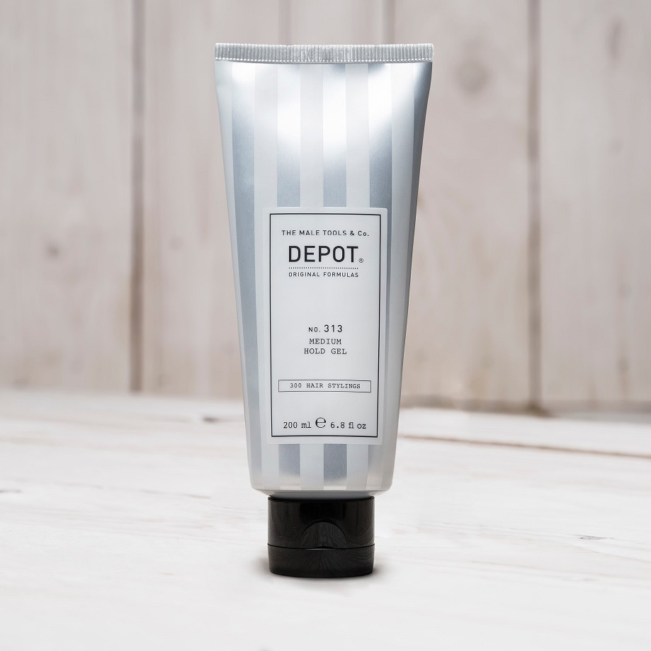 DEPOT No.313 MEDIUM HOLD GEL
