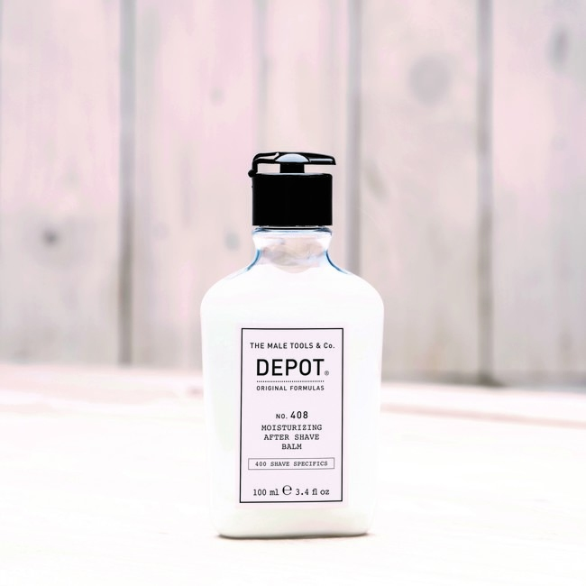 DEPOT No.408 MOIST AFTER SHAVE BALM CLASSIC COLOGNE
