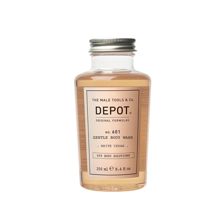DEPOT No.601 GENTLE BODY WASH WHITE CEDAR