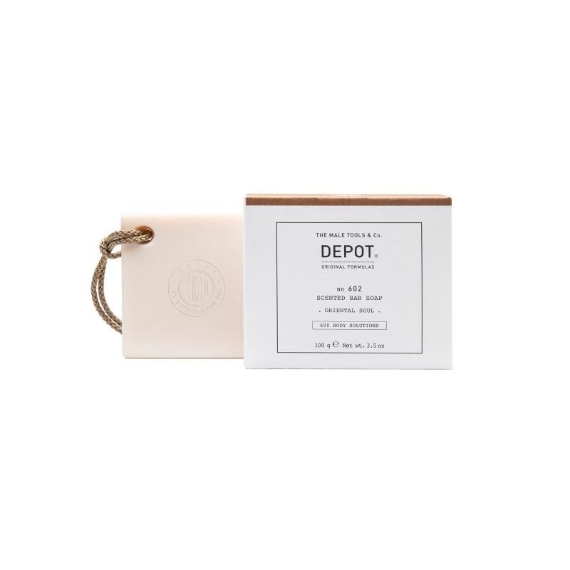 DEPOT No.602 SCENTED BAR SOAP ORIENTAL SOUL