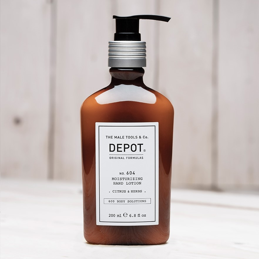 DEPOT No.604 MOISTURIZING HAND LOTION