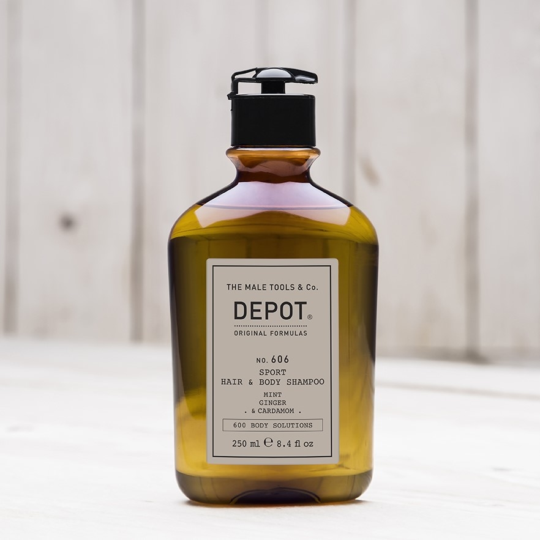 DEPOT No.606 SPORT HAIR & BODY SHAMPOO