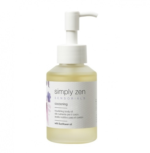 SIMPLY ZEN SENSORIALS BODY OIL COCOONING