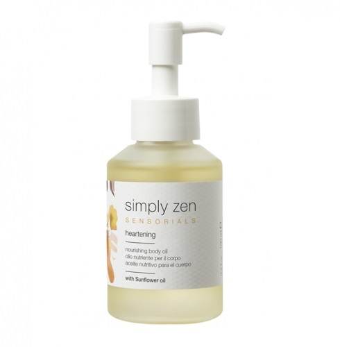 SIMPLY ZEN SENSORIALS BODY OIL HEARTENING