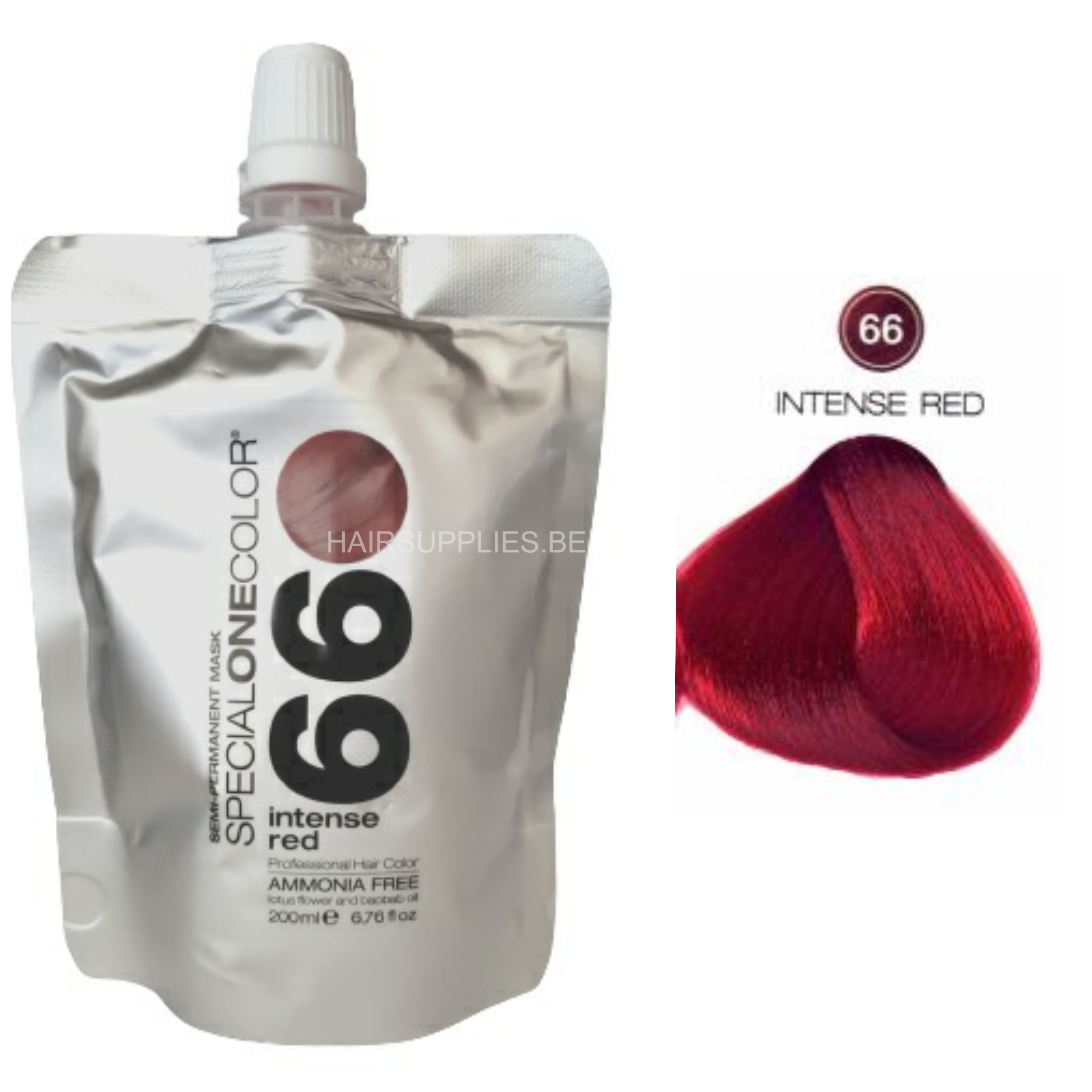SPECIAL ONE COLOR 66 INTENSE RED