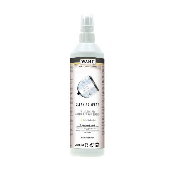 WAHL CLEANING SPRAY FOR CLIPPERS & TRIMMER BLADES