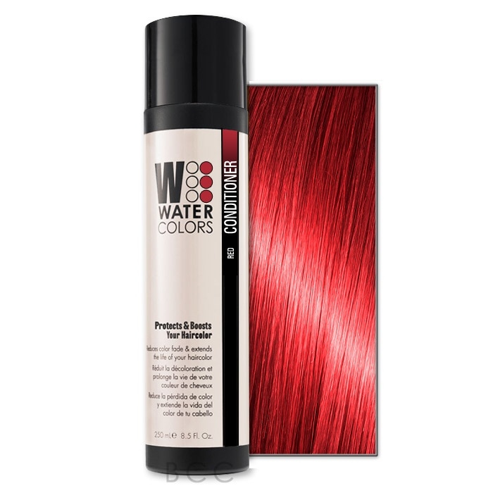 WATERCOLORS CONDITIONER RED