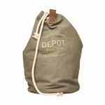DEPOT CANVAS BACK BAG