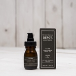 DEPOT No.505 CONDITIONING BEARD OIL LEATHER & WOOD