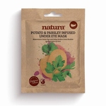 NATURA POTATO & PARSLEY UNDER EYE MASK