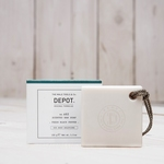 DEPOT No.602 SCENTED BAR SOAP FRESH BLACK PEPPER