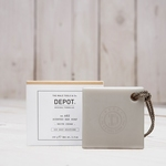 DEPOT No.602 SCENTED BAR SOAP WHITE CEDAR